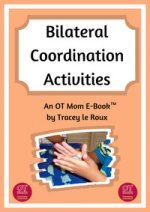 bilateral coordination e-book containing some midline crossing activities