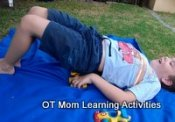 easy core exercises for kids