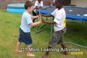 shoulder exercises for kids