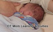 sensory processing disorder can affect how a baby feeds