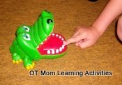 wrist extension game for kids