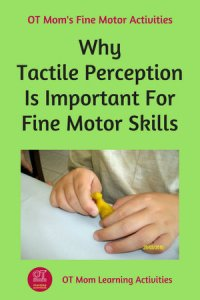 what is tactile perception?