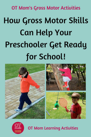 The importance of preschool gross motor activities