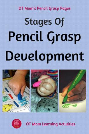 Pencil Grasp Development