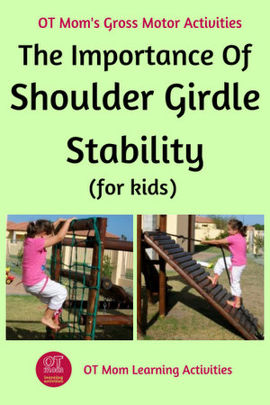 the importance of shoulder girdle stability