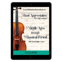Music Appreciation Course for High School