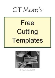free basic scissor cutting templates for kids