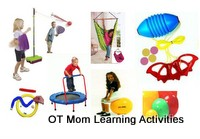 Gross Motor and Coordination Therapy Products