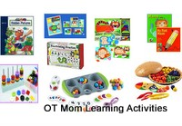 Preschool Visual Perception Therapy Products