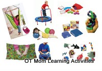 Sensory Processing Therapy Products and Sensory Fidgets