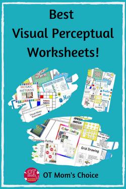 best visual perception printable worksheets