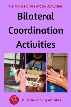 bilateral integration activities for kids