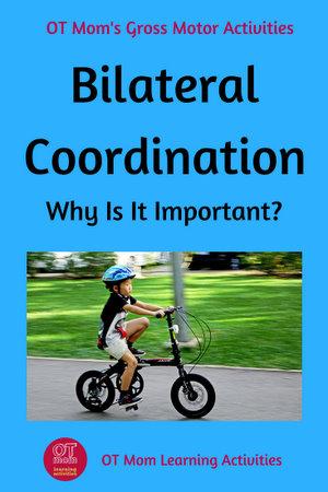 Bilateral Coordination For Kids