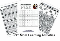 Christmas Worksheets for kids