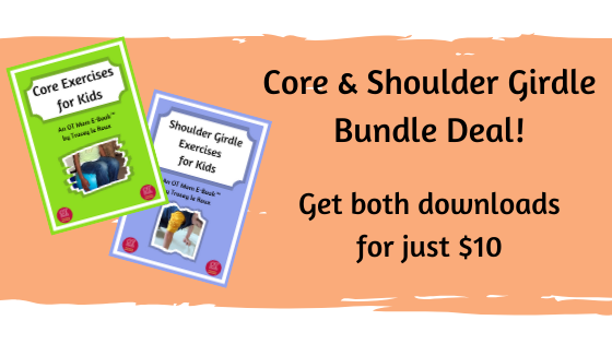bundle deal of core and shoulder girdle e-books