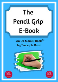 pencil grip information resource e-book