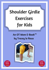 e-book of shoulder girdle exercises for kids