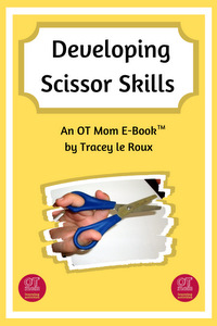 Basic Cutting Activities - help your child master scissor cutting!