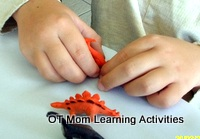 Tactile Perception Dinosaur game