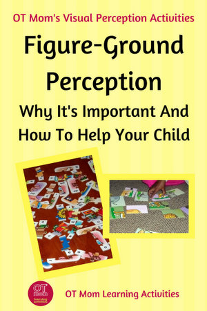 Figure-Ground Perception Activities For Kids
