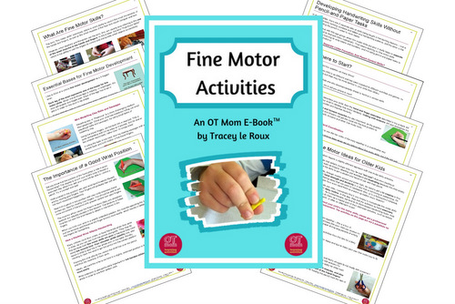 fine motor activities for kids resource download