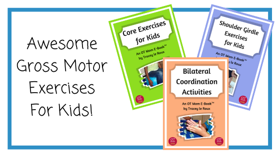 printable gross motor exercises for kids