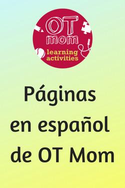 Páginas en español de OT Mom