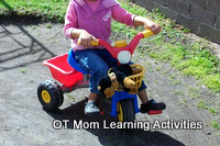 reciprocal coordination tricycle