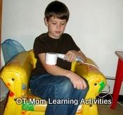 sensory processing activity