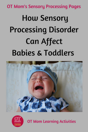 sensory processing disorder in babies