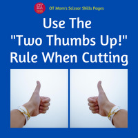 Two Thumbs Up cutting rule