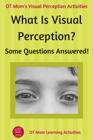 What is visual perception? How do visual perception skills work?