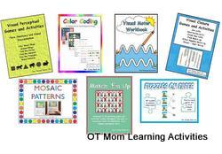 printable visual perception activities for preschool