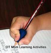 (OT Mom added this pic of a child using a pencil grip)