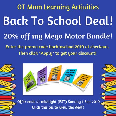 Get 20% discount on OT Mom's Mega Motor Bundle!