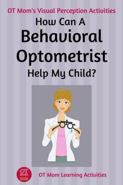 how can a behavioral optometrist help my child?