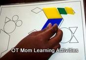 developing spatial perceptual skills