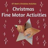 Christmas fine motor activity ideas