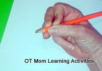 Dynamic Quadrupod Pencil Grip