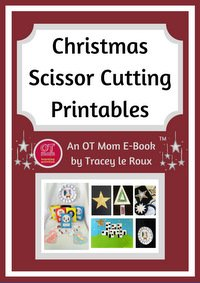 nativity themed scissor cutting templates and christmas crafts for kids