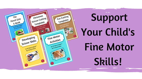 support your child's fine motor skills with these printable downloads