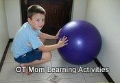 kids shoulder exercise