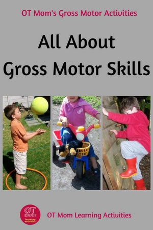 What Are Gross Motor Skills?