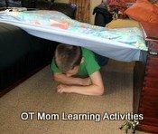 kids leopard crawl exercise