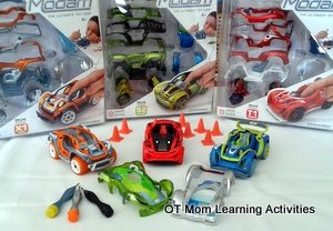 Review of modarri cars - their benefits for kids!
