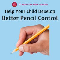 pencil control exercises