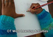 motor planning skills can affect handwriting