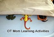 visual closure animal activity for preschoolers