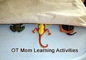 visual closure animal activity for preschoolers