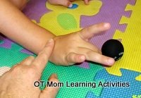 activities to help your child get a good wrist position for handwriting